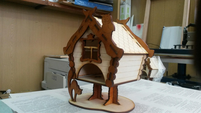 Чайный домик 1